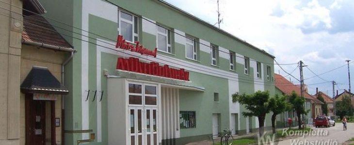 Szentmihály, Móricz Zsigmond Művelődési Ház